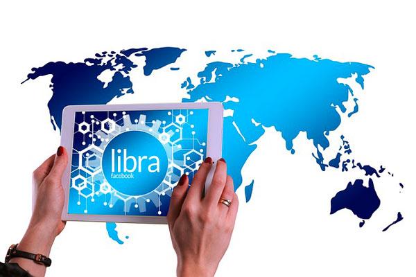 Utiliser Libra Facebook