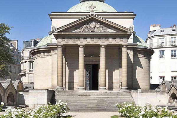 Chapelle expiatoire Paris