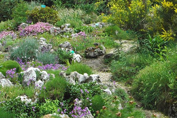 Jardin Alpin Paris
