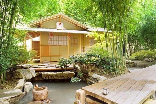 Jardi japonais du Panthéon Bouddhique