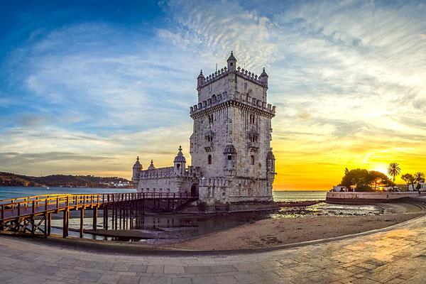 Tour de Belem, Lisbonne