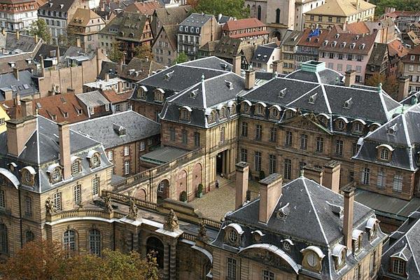 Palais Rohan - Strasbourg