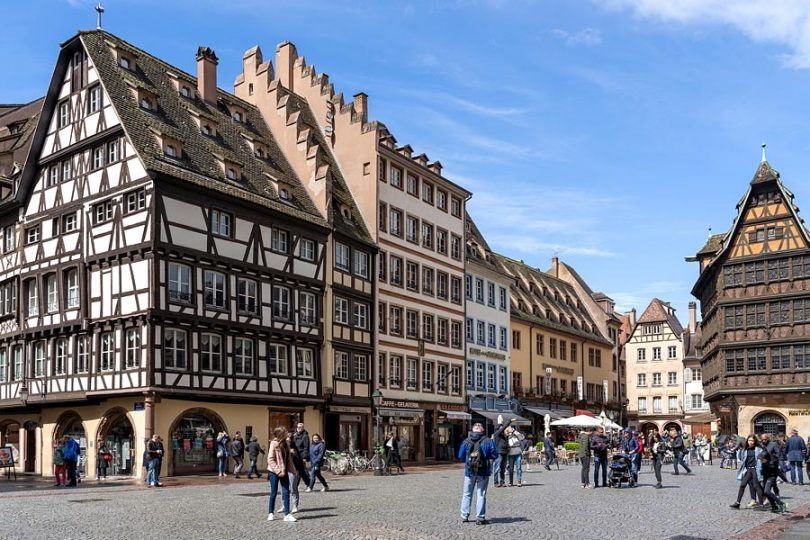 Place Strasbourg