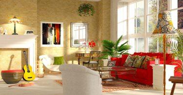 appartement style bohémien