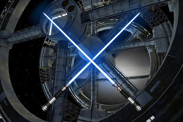 Sabres laser