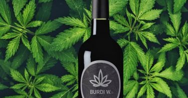 Vin parfumé au cannabis